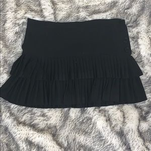 BCBG pleated skirt